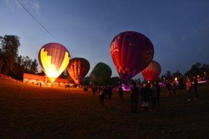 V Międzynarodowy Festiwal Balonowy 2-6 maja 2019 Książ-Głuszyca-Dzierżoniów-Sokolec